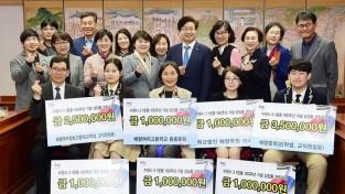 '수원시 3.1운동 100주년 기념 상징물' 건립 기금 기부 열기 뜨겁다.JPG