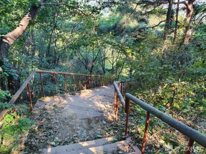 (사진) 광교산 등산로 노후구간.jpg