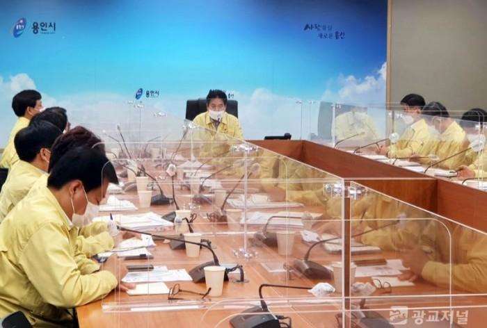 (사진) 백군기 용인시장 간부공무원 티타임.jpg