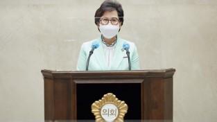 20210407 용인시의회 박남숙 의원, 5분 자유발언.jpg