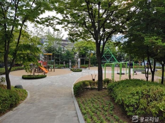 210730_용인시, 구갈동'갈곡어린이공원' 도시숲으로 정비_사진.jpg