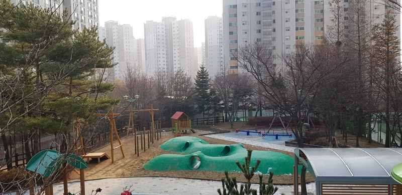 용인시, 어린이공원 자연친화적 재정비해