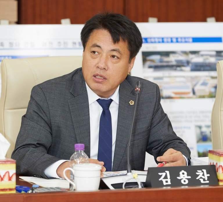 김용찬, 2019년 안전행정위원회 오산·성남소방서 행감 실시