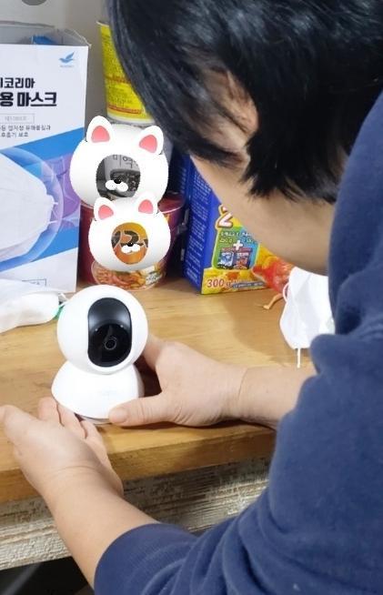 용인시, 취약계층 가정용 홈카메라 지원