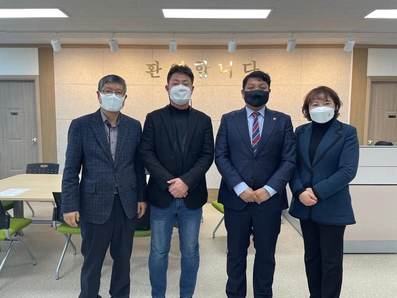 유광혁, '생명살림운동' 프로젝트 정담회 개최