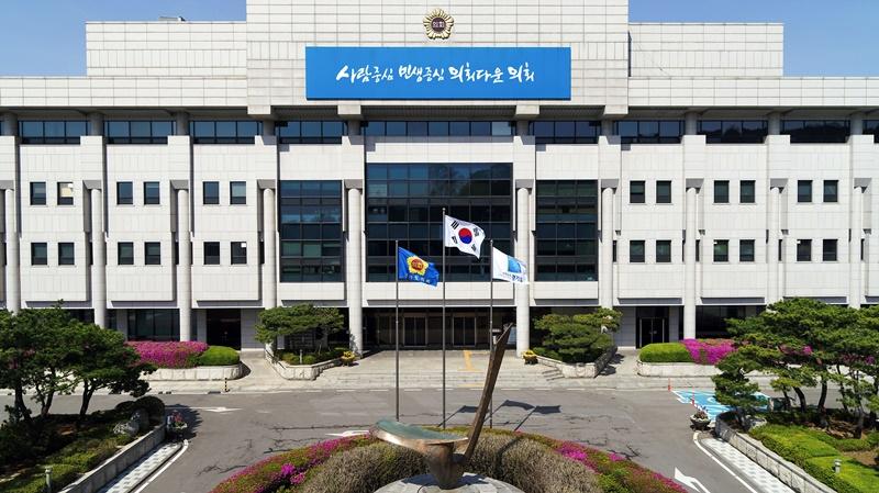 [정치] 경기도공항버스 위법의혹조사특위,김명원위원장·김직란 부위원장 선임