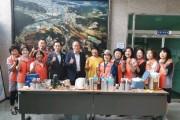 용인시 모현읍, 주민 위한 무료 커피나눔 봉사 열어