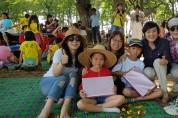 안혜영, '2019 수원시 다둥이 가족 축제' 참석