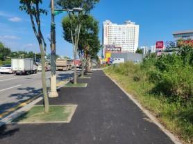 처인구, 도로환경 개선·10억원 투입