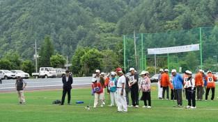 평창군,  제 6회 노인 게이트볼 대회  미탄체육공원서