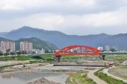 평창군, 평창강에 다목적 · 어도형 가동보 설치공사 '박차'