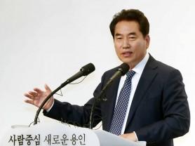 백군기, 해빙기 앞두고 대형공사현장 안전검검 '突入'