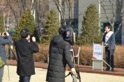 """이상일 전 의원, """"용인 수지구 시민 삶의 질과 품격 높이겠다"""""""