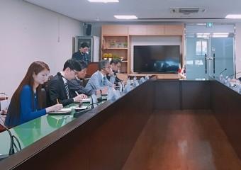 경기도, '29년 우정' 일본 가나가와현과 노동 분야 교류협력 강화 '한뜻'