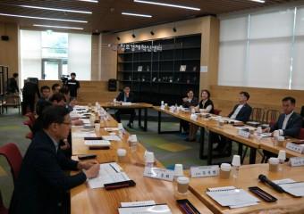 경기도의회 경제과학기술위원회, 성남 판교지역 현장방문