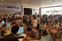 [경제] '여주 아이파크' 모델하우스 오픈 3일만에 70% 분양 완료.