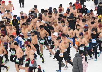 평창군, '2020원터런 인 평창' 대관령 마라톤 대회 개최